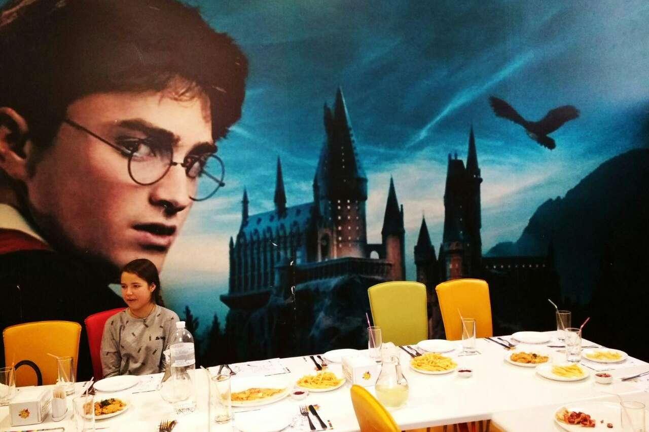 комната «Гарри Поттер»