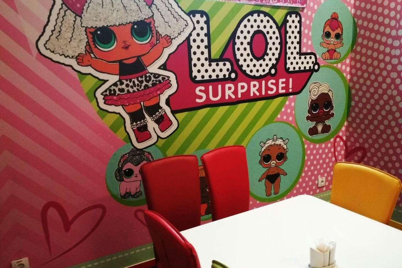 комната «Куклы LOL»