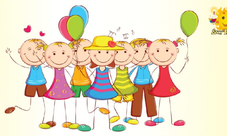 Бесплатный вход для льготных категорий детей в Sky Park