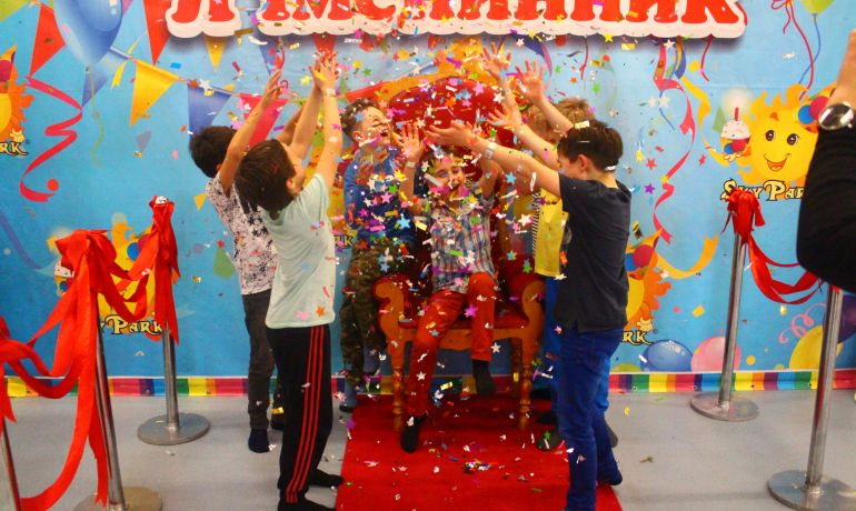 ТОП 3 родительских забот или где отпраздновать день рождения ребенка в Одессе?