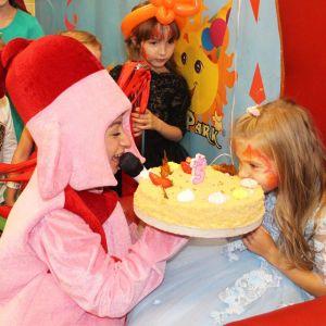 где отпраздновать день рождения ребенка в Одессе